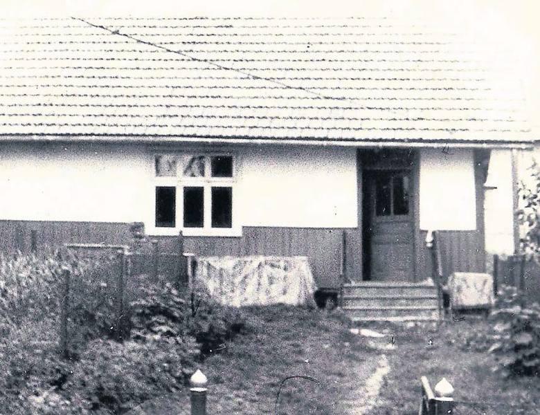 Rodzinny dom Bronisława Furtana w Rychcicach stoi do dziś.