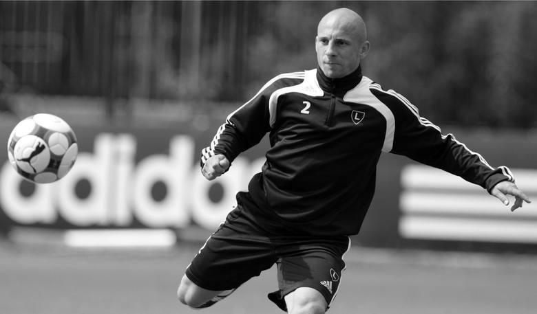Piotr Rocki nie żyje. Były piłkarz miał 46 lat