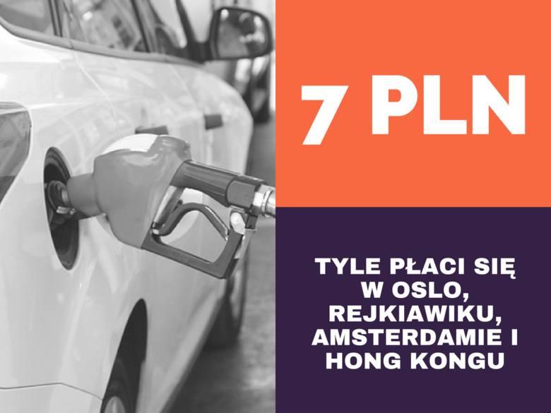 Ceny paliw rosną w zastraszającym tempie, ale wbrew pozorom w Polsce wcale nie płacimy dużo na stacjach benzynowych. Są jednak kraje, w których tankować