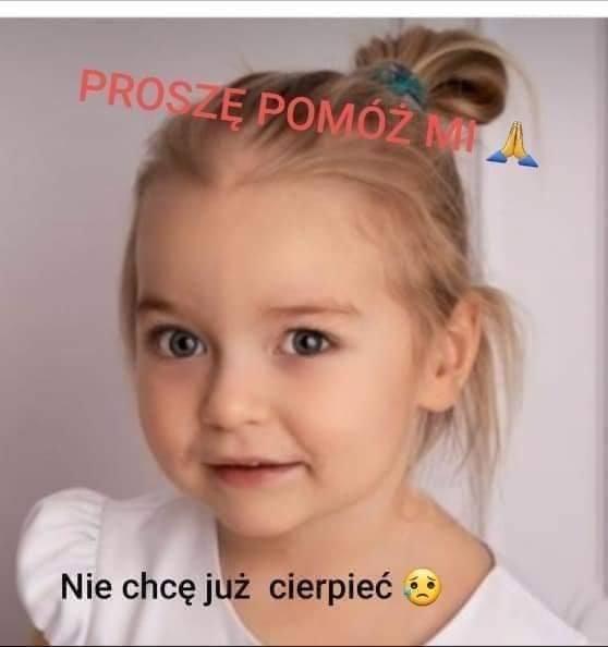 Gmina Zbójno zaangażowała się w pomoc dla Lenki z Obrowa, która choruje na nowotwór