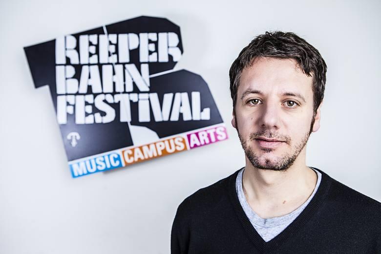 Detlef Schwarte, dyrektor zarządzający Reeperbahn Festival w Hamburgu, będzie jednym z gości konferencji Spring Break. O swoim festiwalu opowie w sobotę
