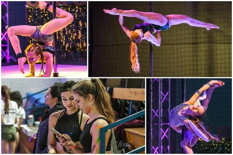 W Wyższej Szkole Gospodarki w Bydgoszczy odbyły się II Akademickie Zawody Pole Dance. Przed jury swoje umiejętności prezentowali uczestnicy w kilku kategoriach: