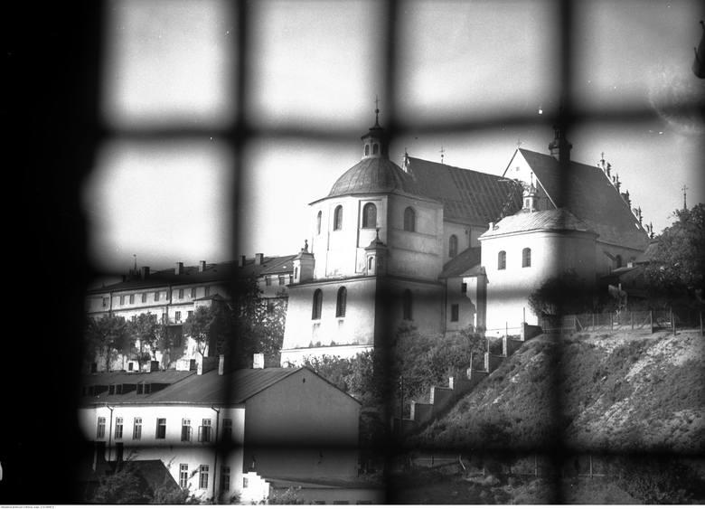 Tak wyglądały Stare Miasto i deptak w Lublinie w 1939 roku. Zobacz zdjęcia