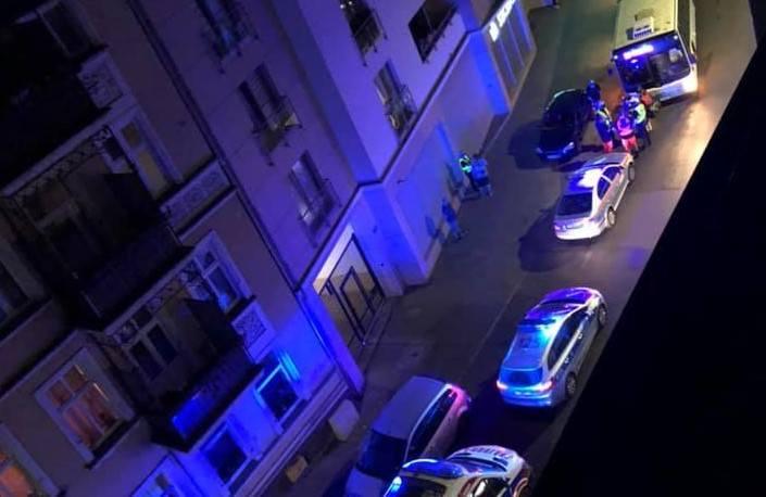 """Szczecin: """"Balbina"""" potrącona przez autobus. Nocna akcja przy ulicy Emilii Plater"""