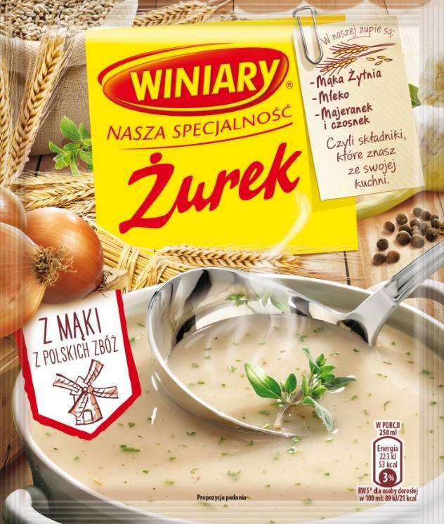 Wielkanocny smak tradycji z produktami marki WINIARY