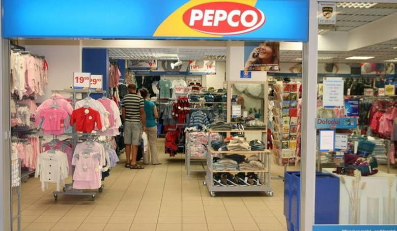 Pepco to międzynarodowa sieć sklepów oferujących odzież damską, męską i dziecięcą oraz artykuły przemysłowe codziennego użytku.