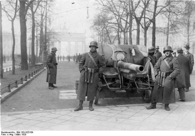 Berlin w czasie puczu Kappa
