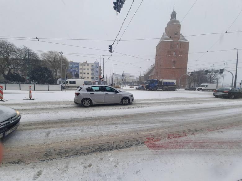 zima w Gorzowie