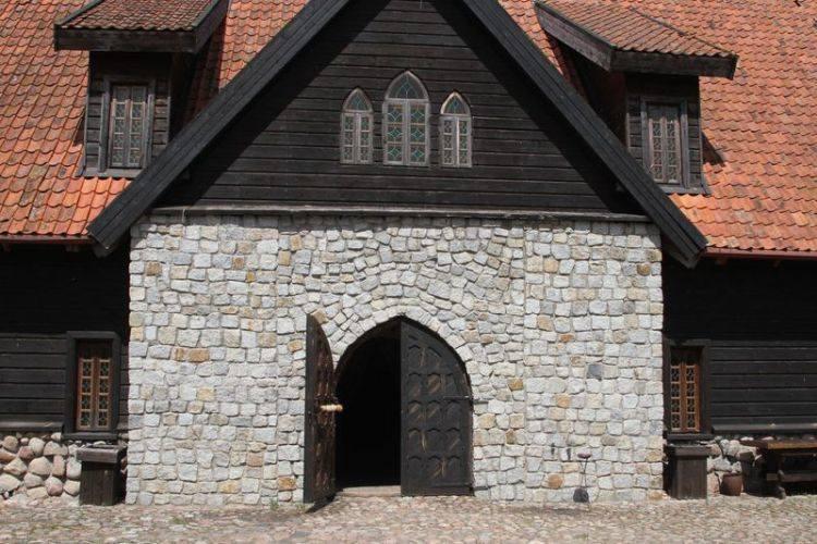 Kiermusy: Jantarowy Kasztel otwarty