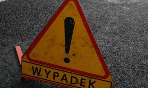 Wypadek w okolicach Gryfina.