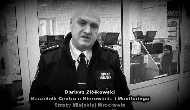 Nie żyje naczelnik straży miejskiej Dariusz Ziółkowski
