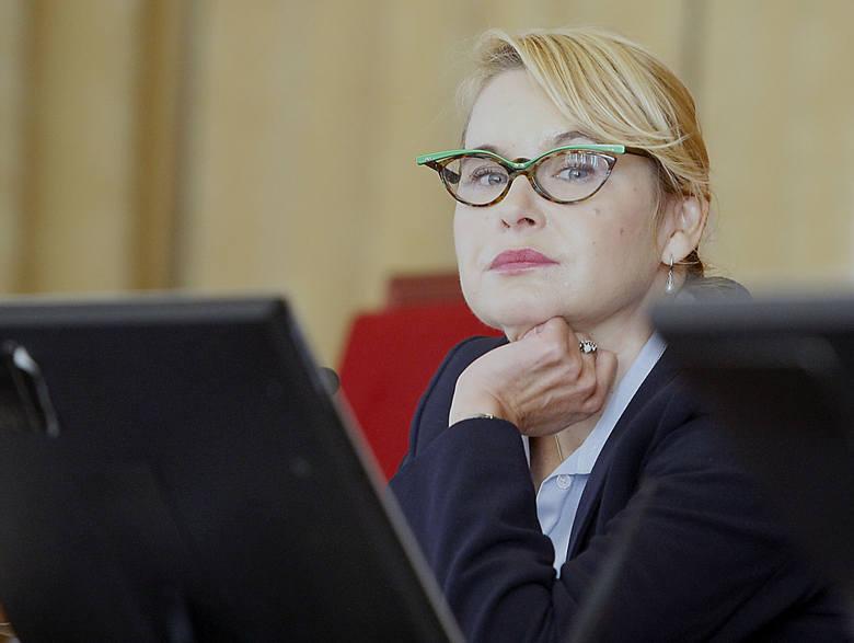 """Małgorzata Niewiadomska - Cudak: """"Czyżby Pani Prezydent występowała przeciwko wspólnym ustaleniom wszystkich partii opozycyjnych?"""""""