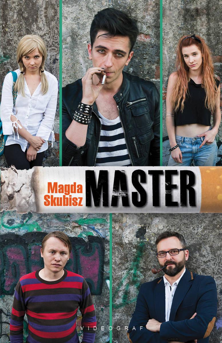 """Okładka """"Mastera""""."""