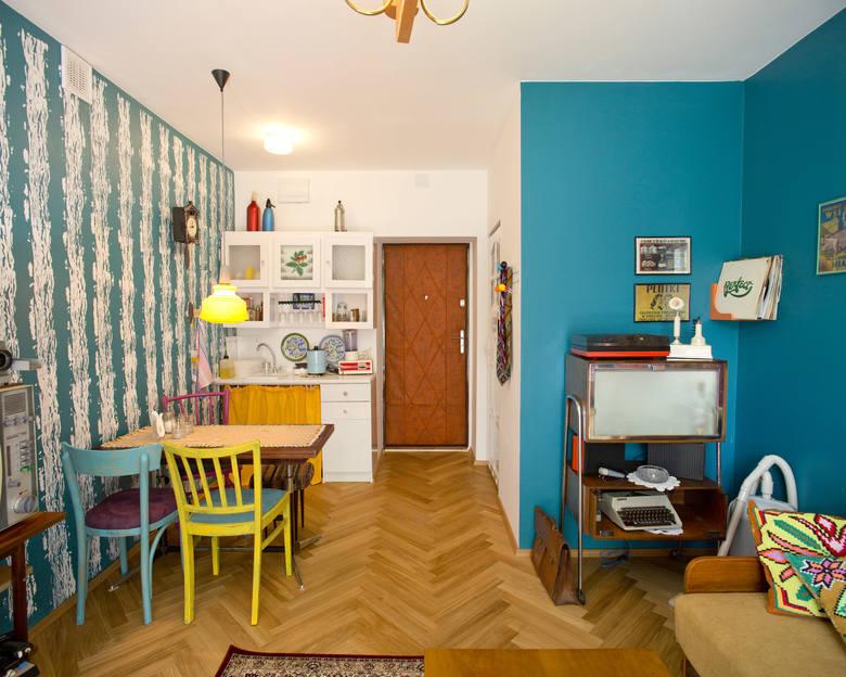 Kraków. Zobacz mieszkanie, w którym zatrzymał się czas