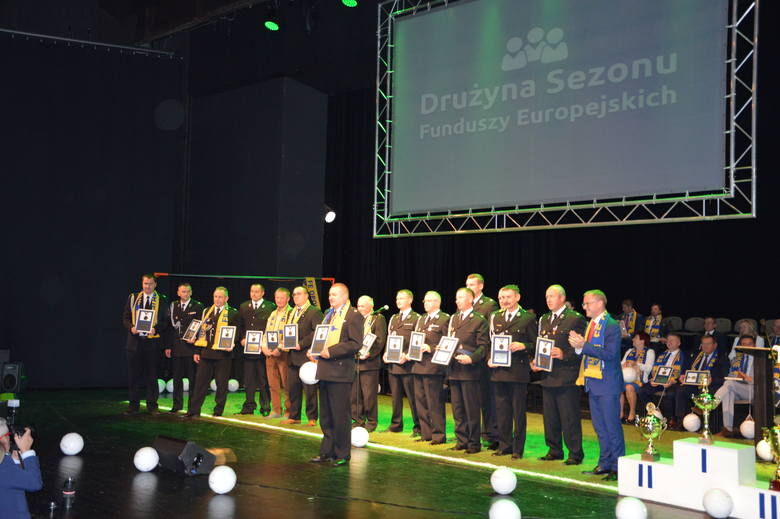 Uroczystość podsumowania unijnych funduszy odbyła się we wtorek w Teatrze Kochanowskiego.
