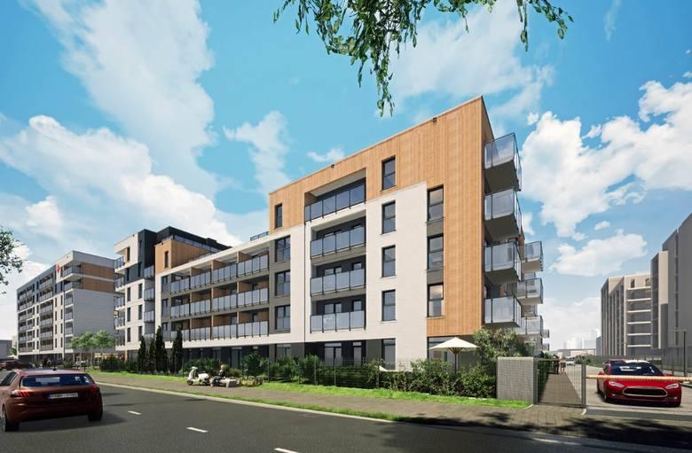Ptasia 20 to nowy projekt mieszkaniowy firmy Atal.<br /> <br /> <strong>Przejdź do kolejnego zdjęcia ---></strong>