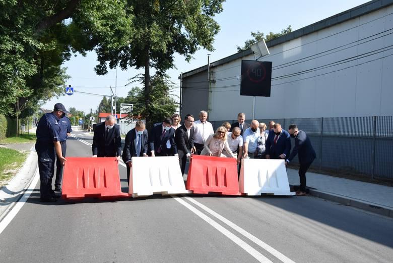 Modernizacja drogi rozpoczęła się od podpisania umowy z wykonawcą w czerwcu 2018 roku i trwała do sierpnia 2020 roku