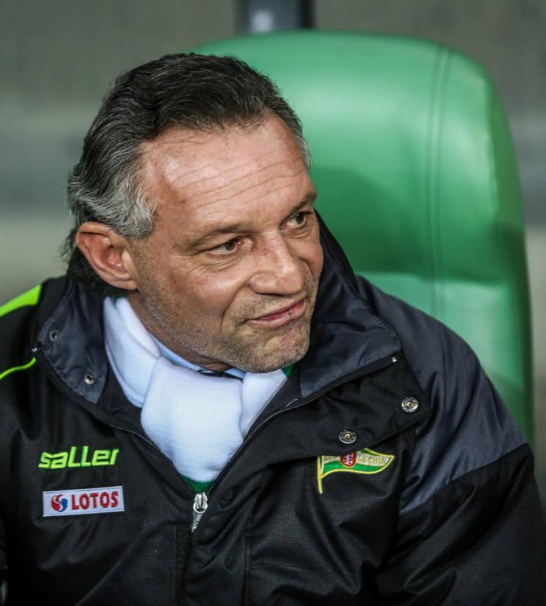 Piotr Nowak, trener Lechii: Nie było dobrej organizacji gry