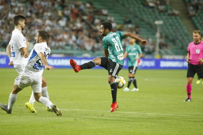 W środę Legia Warszawa zagra w Atenach rewanż z Atromitosem. I musi zacząć strzelać gole
