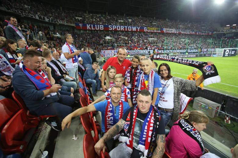 Górnik Zabrze - Legia Warszawa