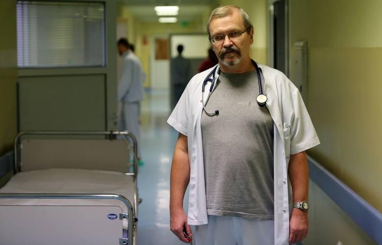 dr Jacek Rzepecki, toksykolog