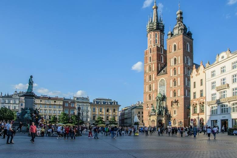 Kraków znalazł się w grupie najlepszych 10 miast świata w rankingu TripAdvisor. Serwis turystyczny wyróżnił te, które charakteryzują się największym