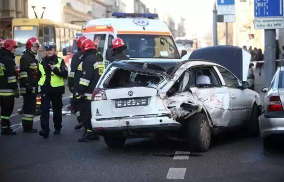 Do tragicznego w skutkach wypadku doszło na ul. Piotrkowskiej w 2014 roku