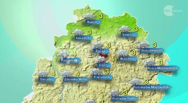 Pogoda w Łodzi i regionie. Zobacz prognozę na piątek [WIDEO]