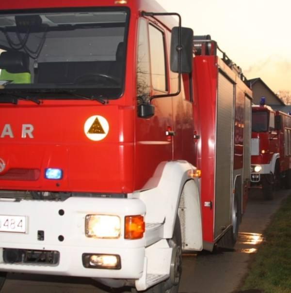 Dwa pożary na autostradzie A-4