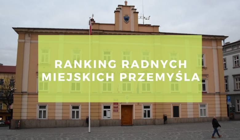 Opracowując ranking radnych miejskich Przemyśla, korzystaliśmy z oficjalnych danych, udostępnianych przez Urząd Miejski w Przemyślu. Braliśmy pod uwagę