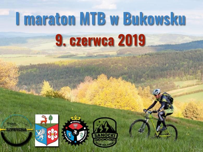 Gmina Bukowsko oraz Sanockie Wyścigi Rowerowe serdecznie zapraszają na maraton MTB, który jest kolejnym wyścigiem w cyklu Szprycha Podkarpackie Maratony