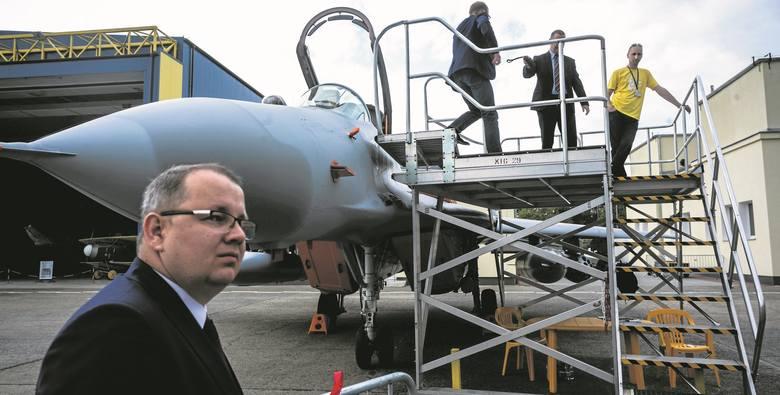 List intencyjny podpisano podczas  dziesiątych już targów Air Fair w Bydgoszczy. W sobotę wystawę lotniczą można odwiedzać od godz. 10 do 17. Wstęp wolny
