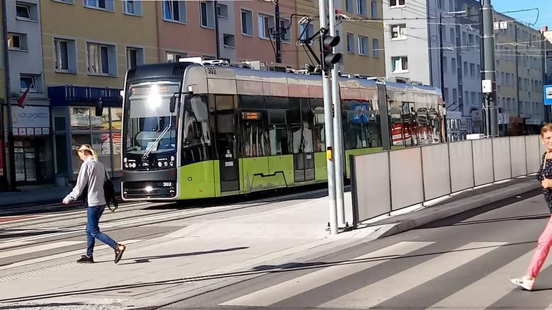 Nowe tramwaje kursują od 2 lipca. Na razie na trasie Wieprzyce - Silwana