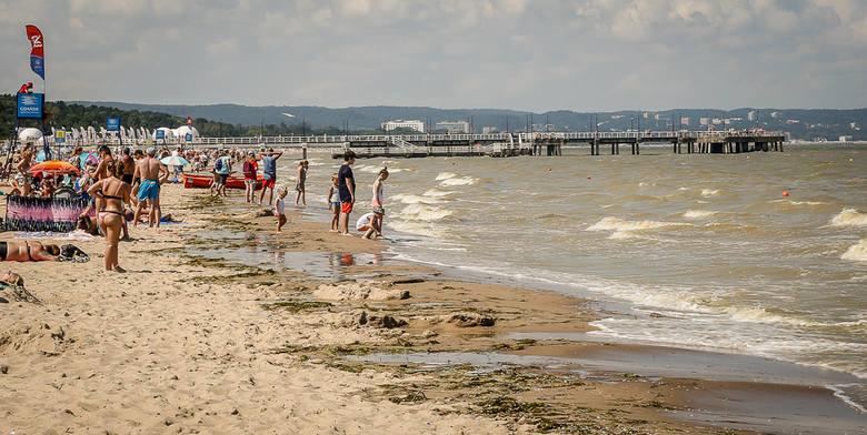Sinice w Bałtyku. 49 plaż na Pomorzu ma problem z sinicami. To przekleństwo dla turystów i błogosławieństwem dla naukowców [zdjęcia, wideo]