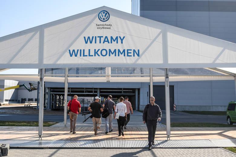 Większość aut użytkowych Volkswagena będzie produkowana w Polsce.