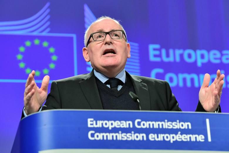 Komisja Europejska daje Polsce miesiąc na rozwiązanie problemów z sądownictwem