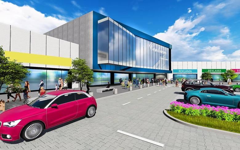 W Koszalinie powstanie nowe centrum handlowe. Pierwsze tego typu