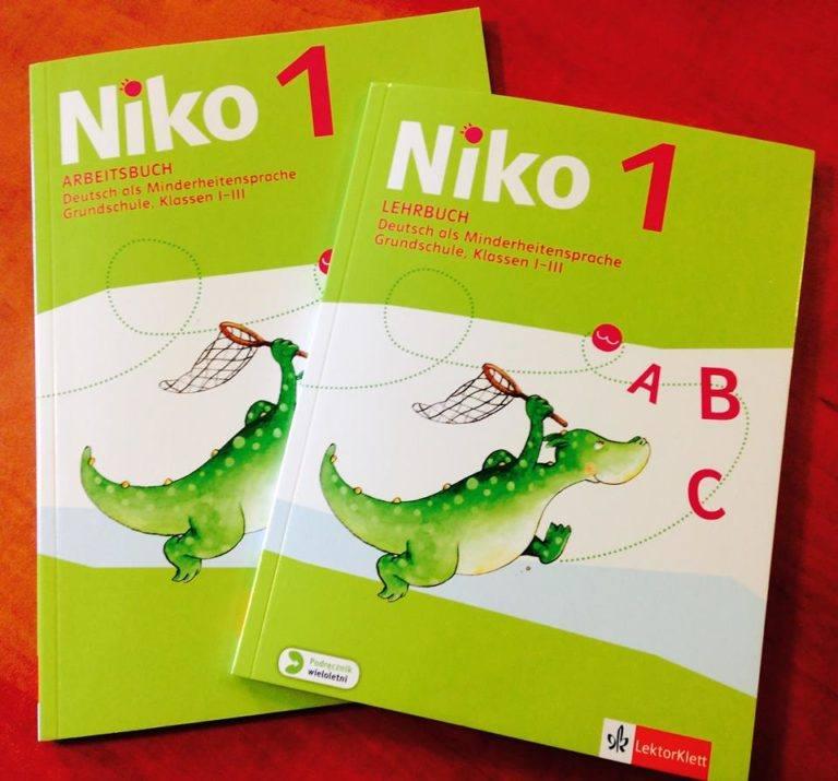 """Podręcznik """"Niko"""" już gotowy do szkoły"""