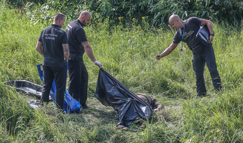 W niedzielne popołudnie znaleziono przy Strudze Toruńskiej ciało mężczyzny. Policja i prokuratura ustalają okoliczności jego śmierci.WIĘCEJ NA KOLEJNYCH