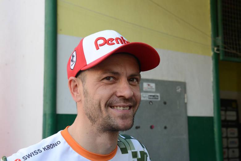 Oby uśmiech nie schodził z twarzy Piotra Protasiewicza, najlepiej aż do finału!