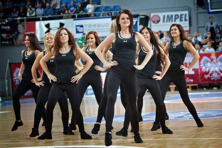 Cheerleaderki Anwilu Włocławek