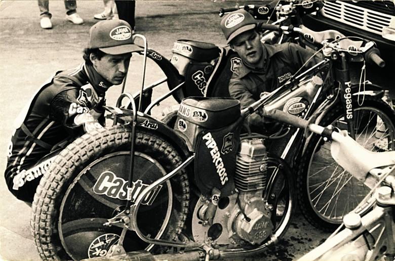 30 lat temu w Motorze Lublin zadebiutował Hans Nielsen. Zobacz zdjęcia