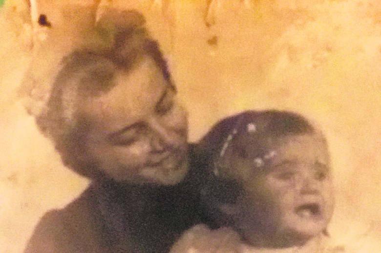 Pani Wanda z tatą podczas wakacji na Wybrzeżu. Był rok 1939. Do Tarnopola wracali w pośpiechu.