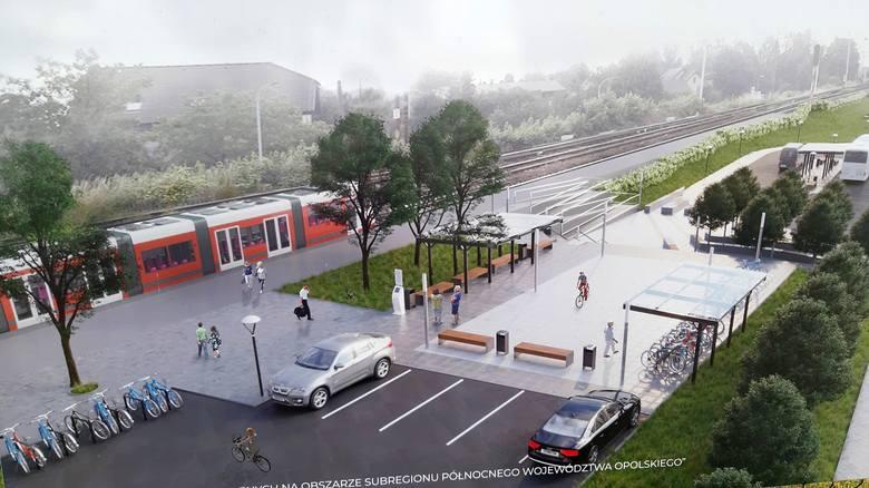 Centrum przesiadkowe ma być nowym dworcem autobusowym. Tak będzie wyglądać.