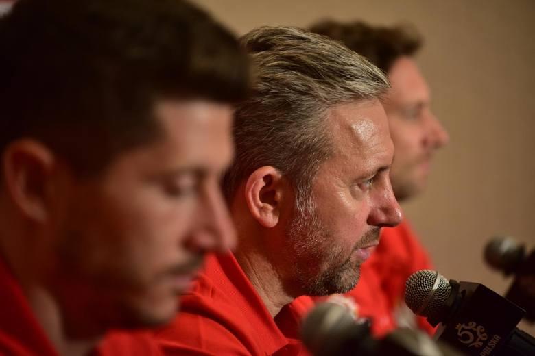 """Boniek, Lewandowski i Brzęczek przed meczami z Izraelem i Słowenią. """"Na dziś gramy w sobotę, w Jerozolimie. We wtorek liczymy na Piszczka"""""""
