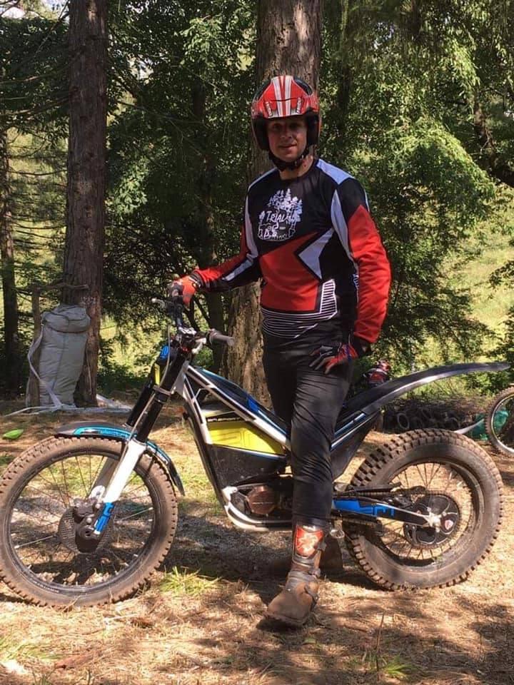 Ekipa Trial Team Przemyśl gościła 6-krotnego mistrz Polski w trialu motocyklowym, Gabriela Marcinowa. Było to pierwsze tego typu szkolenie w mieście