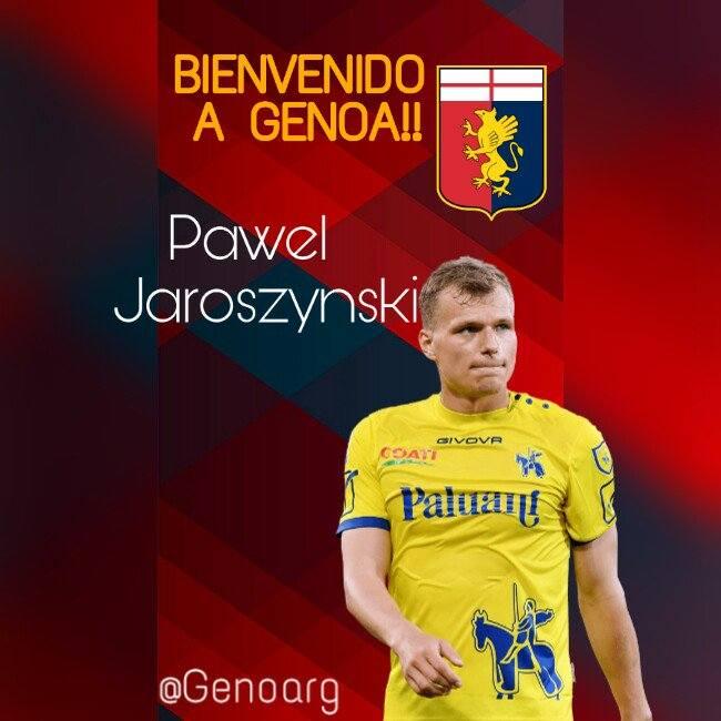 W Genoi mamy też drugi polski wątek...