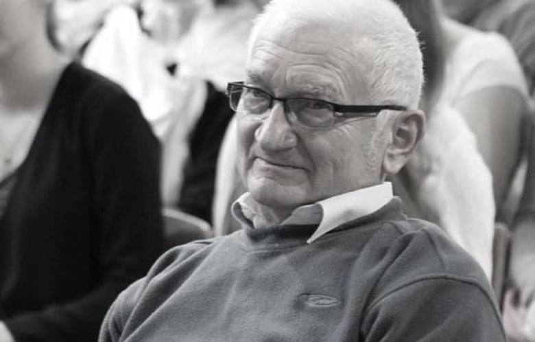 Nie żyje Zbigniew Palczyński - ulubiony polonista wielu roczników nowosolskiego liceum.