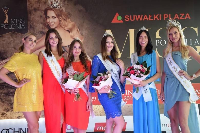 Miss Polonia Województwa Podlaskiego 2019. Kinga Zabielska z Białegostoku to najpiękniejsza Podlasianka