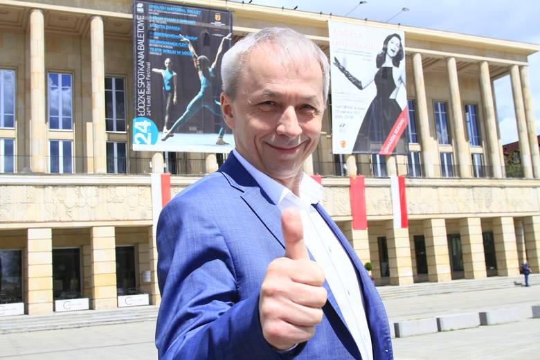 Naczelny Sąd Administracyjny potwierdził, iż odwołanie Pawła Gabary ze stanowiska dyrektora naczelnego Teatru Wielkiego w Łodzi było nieważne od samego